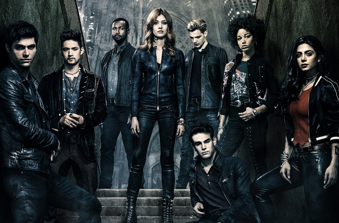 Shadowhunters season 3 cast