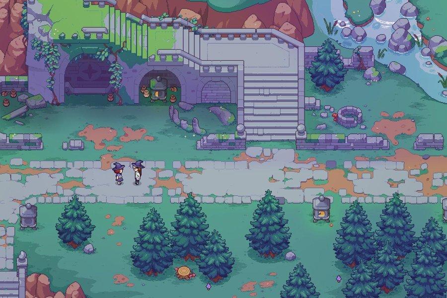 Spellbound Screenshot Chucklefish Games
