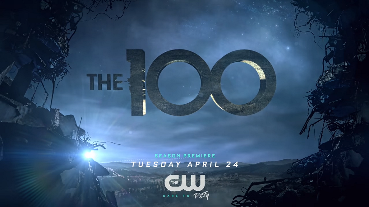 The 100 season 5 trailer Title
