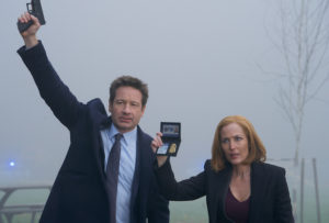 familiar the x-files