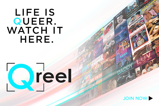 Qreel streaming service LGBTQ BGP NSFW
