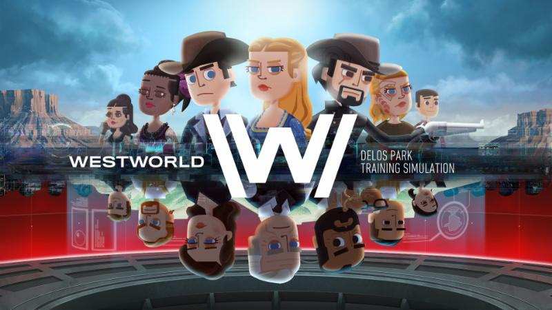 Westworld game Warner Bros Interactive Entertainment Westworld mobile game