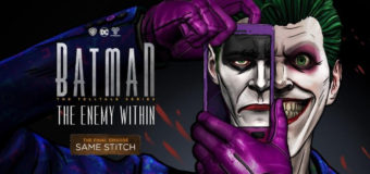 "Batman: The Enemy Within Season Finale ""Same Stitch"" Gets March 27 Premiere!"