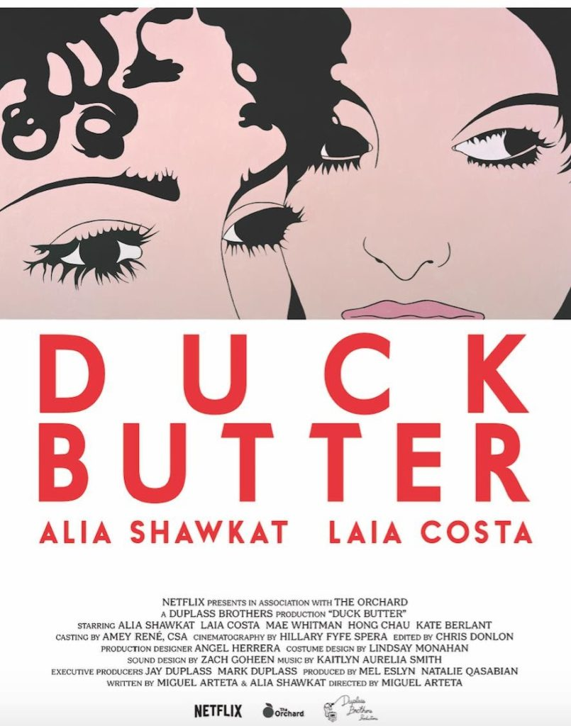 Duck Butter queer female film The Orchard