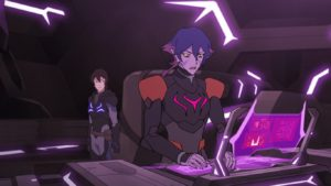 Voltron season 5 Keith & Krolia