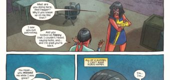 Was Kamala Khan's First Kiss In 'Ms. Marvel' Issue 29 Problematic?