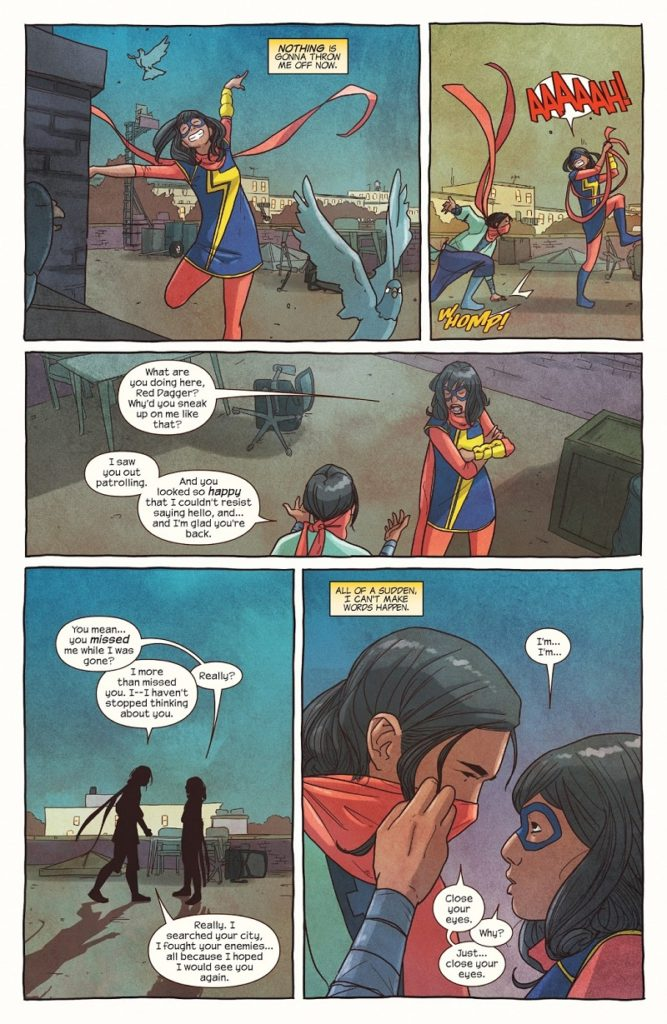 Ms Marvel Issue 29 Page 7
