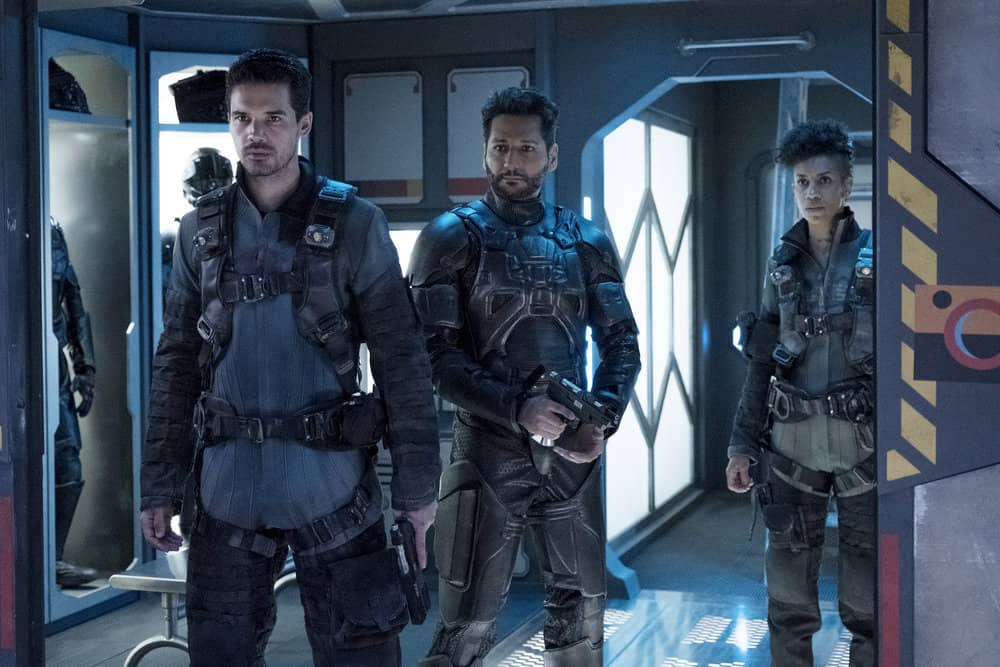 IFF the expanse