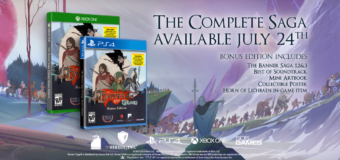 Banner Saga 3 Gets July Release Date! 505 Games Releasing A Bonus Edition!