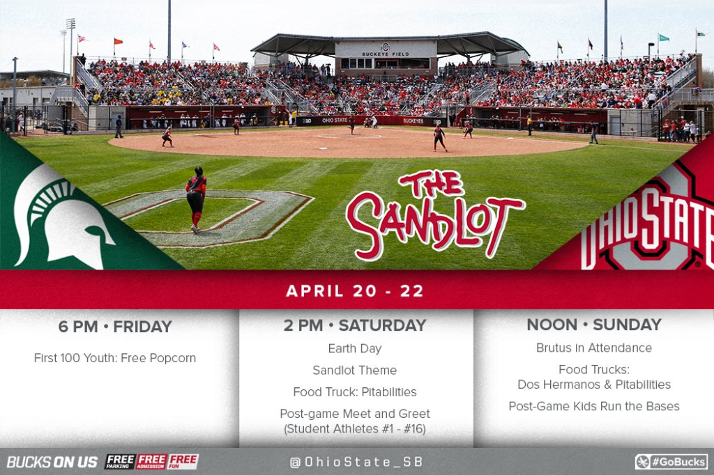 Ohio State Softball Sandlot