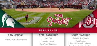 Ohio State Softball Celebrates The Sandlot 25th Anniversary