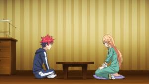Shokugeki no Soma Advancement Exam Yukihira Erina