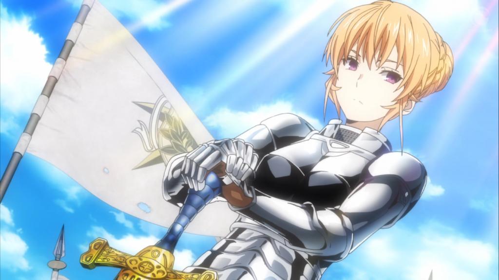 Shokugeki no Soma Jeanne d'Arc Rises