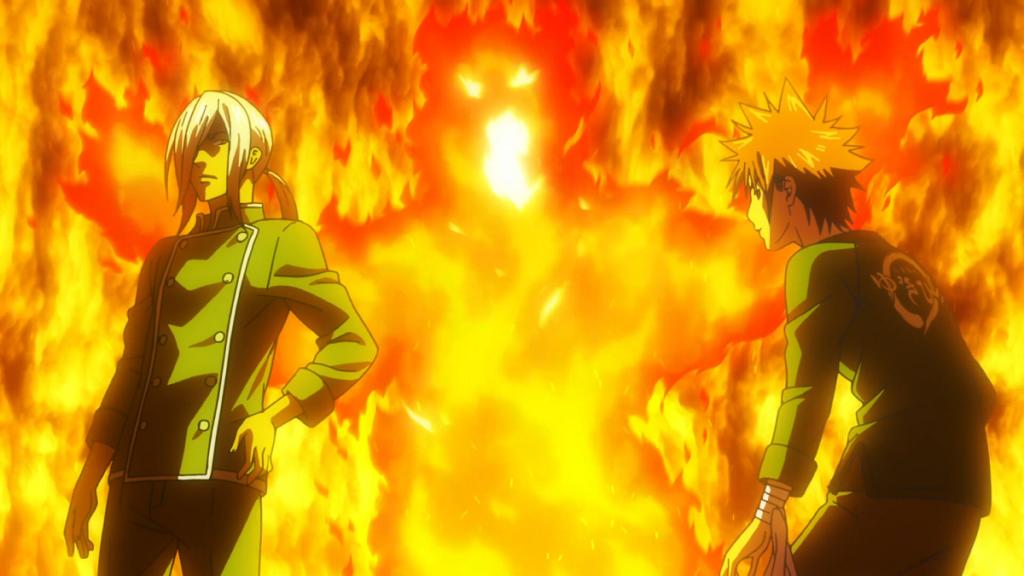 Shokugeki no Soma Revenge Match