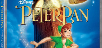 'Peter Pan' Walt Disney Signature Collection Blu-ray Releasing This June! Tons of Extras!