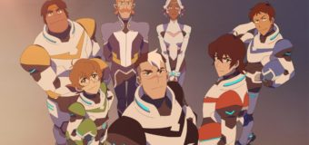 Voltron: Legendary Defender Season 1 and 2 Coming to DVD