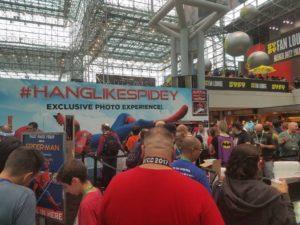 New York Comic Con Spider-man