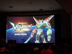 New York Comic Con Voltron