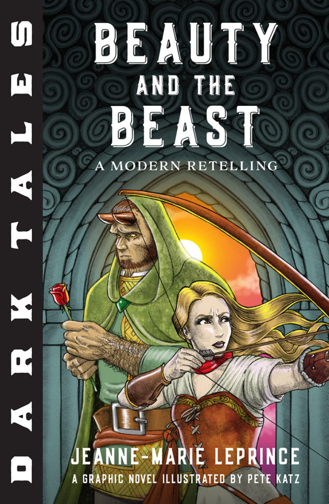 Beauty and the Beast Dark Tales graphic novel