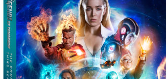 DC's Legends of Tomorrow Season 3 Blu-Ray and DVD Releasing This September!