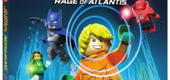 'LEGO DC Comics Super Heroes: Aquaman – Rage Of Atlantis' Coming This July!