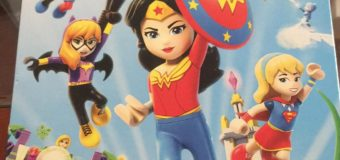 LEGO DC Super Hero Girls: Super-Villain High DVD Review