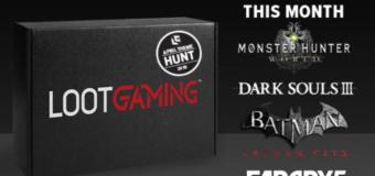 Loot Gaming April 'The Hunt' Theme Box Review