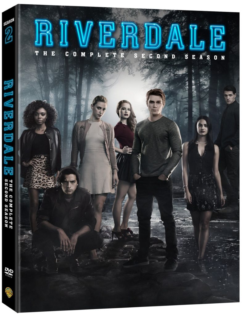 Riverdale Season 2 DVD release August Warner Bros