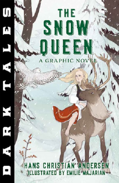 The Snow Queen Dark Tales Graphic Novel Review