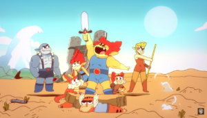 ThunderCats Roar Cartoon Network 2019 show