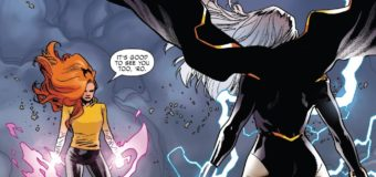 Storm Joins Jean Grey's Team in X-Men Red Issue 4