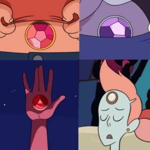 pink diamond pilot gems