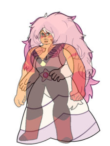 pink diamond quartz build