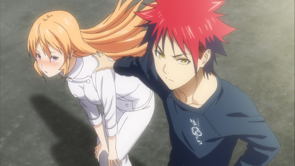 Shokugeki no Soma Declaration of War