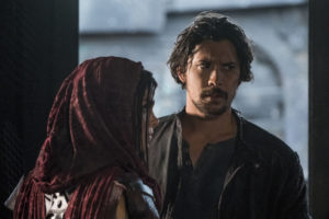 The 100 Shifting Sands