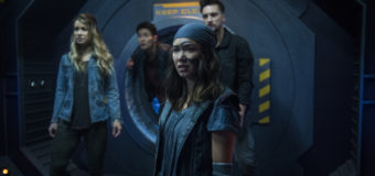 The 100 5×03 Review: Sleeping Giants