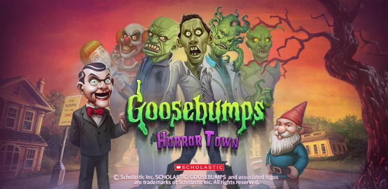 Goosebumps HorrorTown game Pixowl