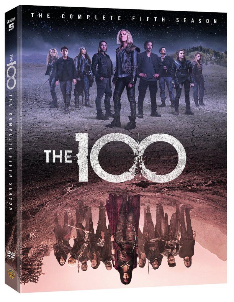The 100 season five DVD release Warner Bros