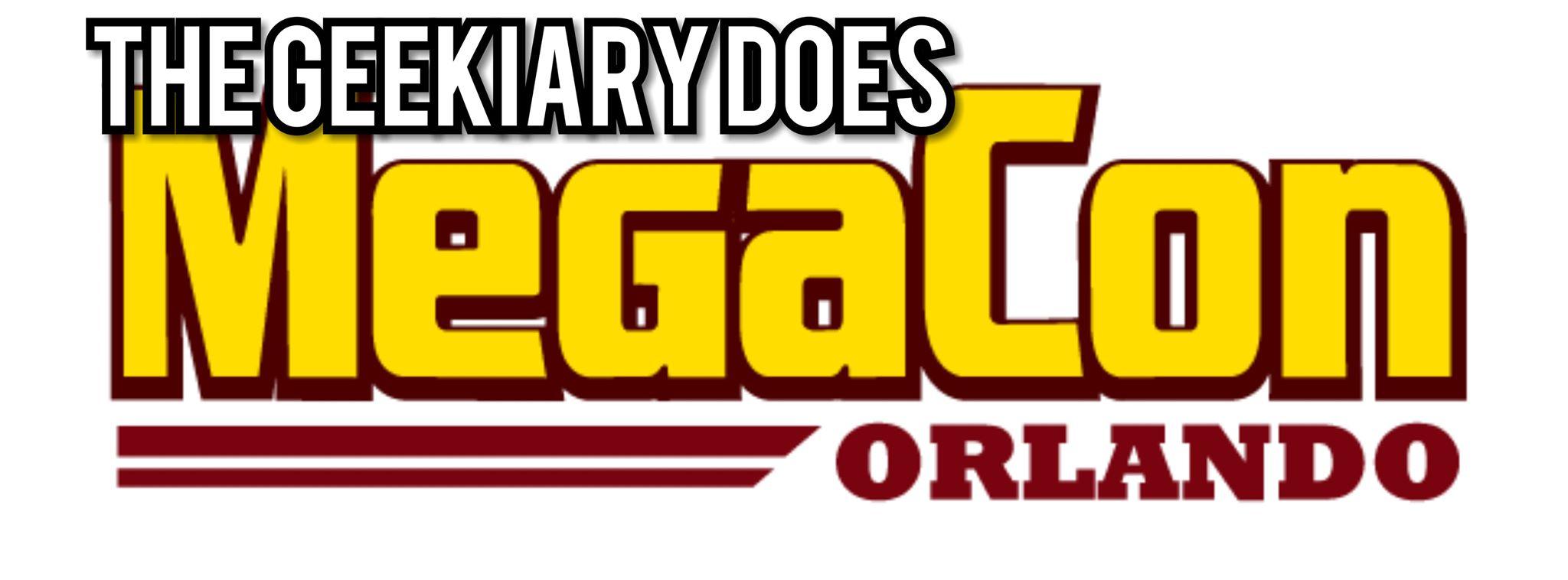 MegaCon Orlando 2018