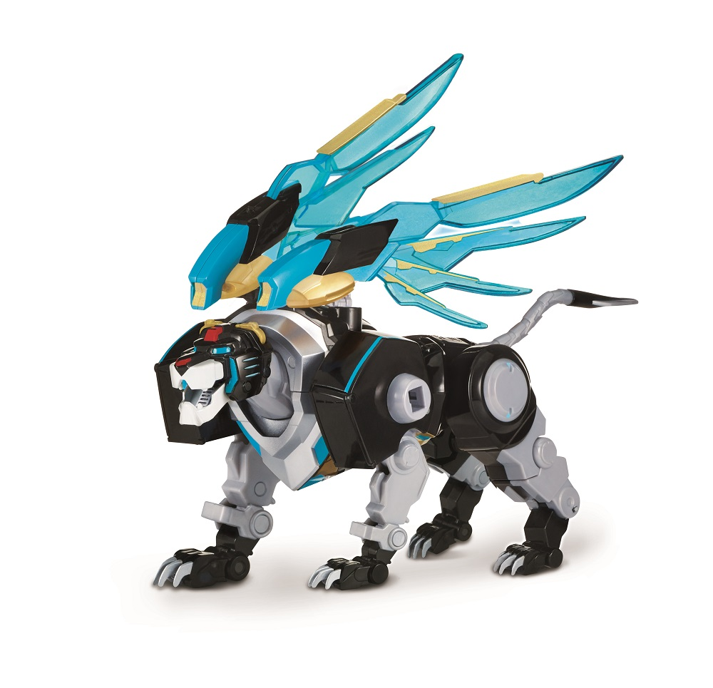 Black Lion Hyper-Phase Voltron
