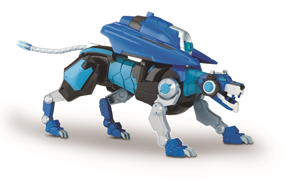 Blue Lion Hyper-Phase Voltron