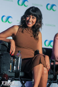 ClexaCon 2018 - Stephanie Beatriz