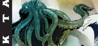 Dark Tales: The Call of Cthulhu – Graphic Novel Review