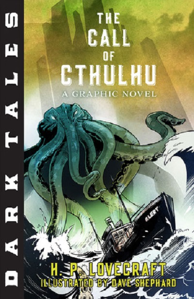 Dark Tales The Call of Cthulhu graphic novel review