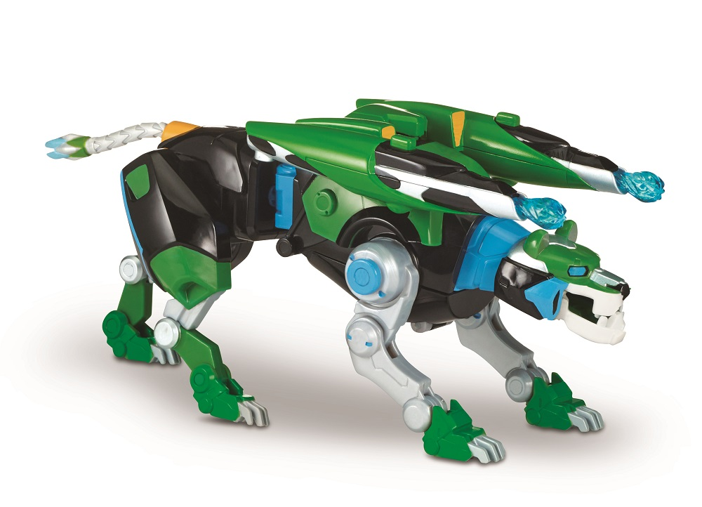 Green Lion Hyper-Phase Voltron