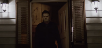 "Scary ""Halloween"" Trailer Reunites Laurie Strode and Michael Myers!"