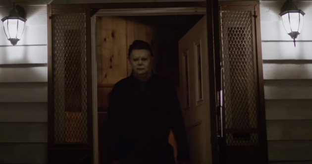 Halloween Trailer 2018 Jamie Lee Curtis Blumhouse