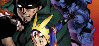 VIZ Media to Launch My Hero Academia: Vigilantes This Summer
