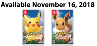 """What We Know About """"Pokémon Let's Go Pikachu"""" And More! Should You Buy A Nintendo Switch?"""