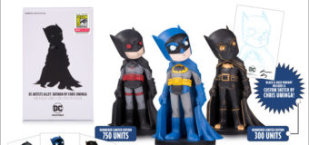 DC Comics Is Bringing 3 Exclusive Batman Vinyl Figures To SDCC 2018